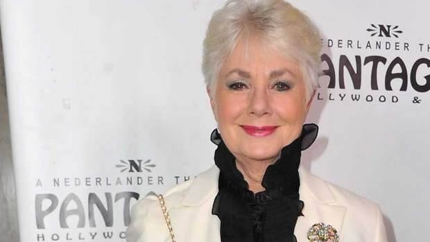 Actress Shirley Jones, seen in Hollywood in 2011 is bringing her one-woman show to Canada.