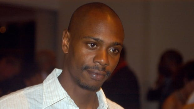 Comedian Dave Chappelle, seen in a file photo from 2006, decided to sit out most of his show in Hartford, Conn., on Thursday.