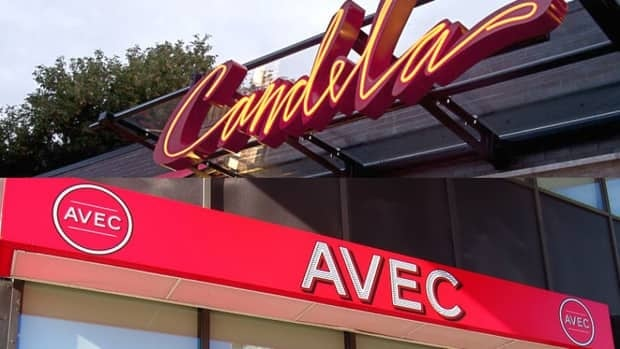 Calgary Eyeopener restaurant reviewer John Gilchrist says Avec and Candela are currently tied for first place in his book for the best new restaurant in Calgary.