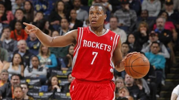 Kyle Lowry averaged career bests of 14.3 points, 4.5 rebounds and 1.6 steals during the 2011-12 season.