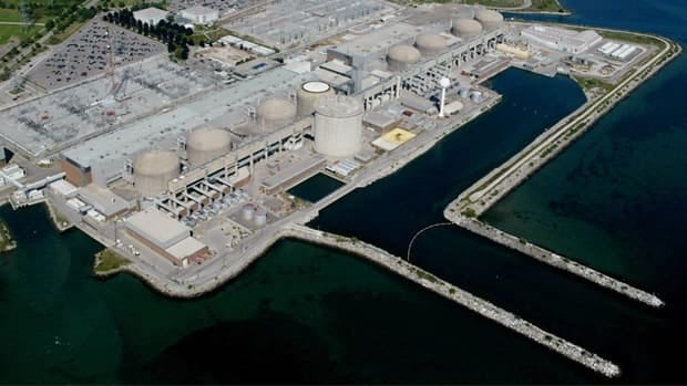 Pickering (ON) Canada  city photos gallery : closer look at Canada's nuclear plants Canada CBC News