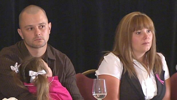 Danny Roche and Melissa Driscoll say their daughter is severely brain damaged because of inadequate medical treatment.