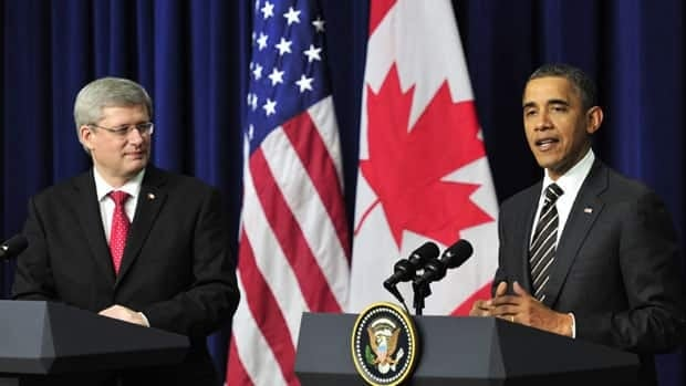 The Beyond the Border plan, agreed to by Prime Minister Stephen Harper and U.S President Barack Obama, calls for two land-based pilot projects involving cross-designated police officers to begin this summer.