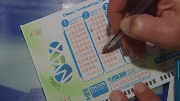 If you bought a Lotto Max ticket in Toronto for Friday's draw, you may just want to check your ticket.