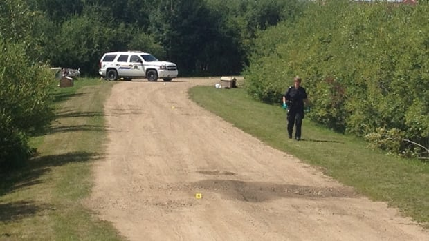 Both ASIRT and the RCMP are investigating after a man was fatally shot by an RCMP officer near Ma-Me-O Beach at Pigeon Lake on Saturday night.