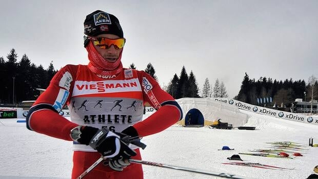 Petter Northug hasn't competed since he became ill at the end of February, and lost his second place in the overall World Cup standings last weekend to Canadian Devon Kershaw.