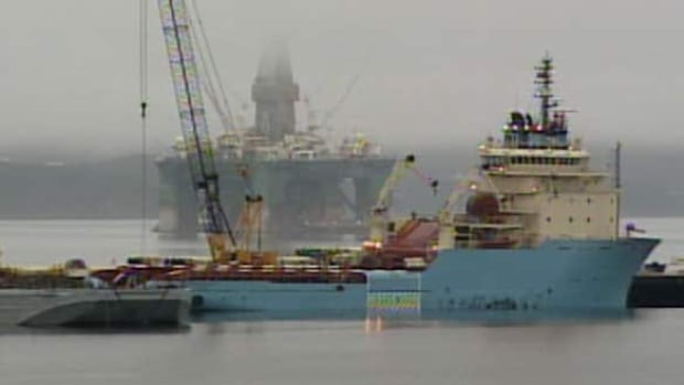 Several oil companies are exploring new sites for drilling off the shore of Newfoundland.