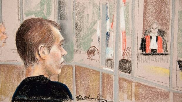 Magnotta was arrested in Berlin last June after an international manhunt.