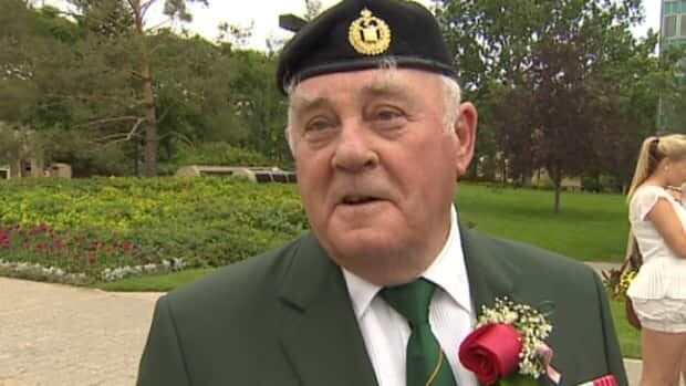 Albert Macbride, 82, served in Korea from 1951 to 1952.