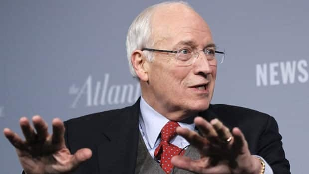 Former U.S. vice-president Dick Cheney has cancelled an upcoming visit to Toronto.