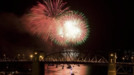 500,000 spectators expected in Vancouver's West End for fireworks festival
