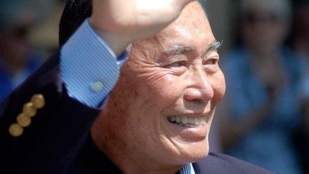 Actor George Takei is best known as helmsman Lt. Sulu in the original Star Trek television series.