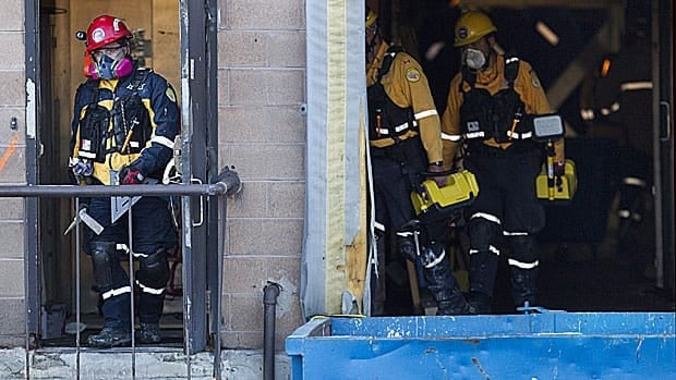 Public Safety Canada plans to cut the program that helps fund search and rescue teams like the one leading the effort at the collapsed Elliot Lake mall.