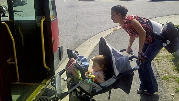 Natasha Delaney says — within seconds — she can get her children on the bus, out of the stroller and into seats, then fold up the stroller and sit herself down. Not all passengers are able to do so, however. A new passenger advocacy group aims to give those people a voice so the bus service can make improvements.