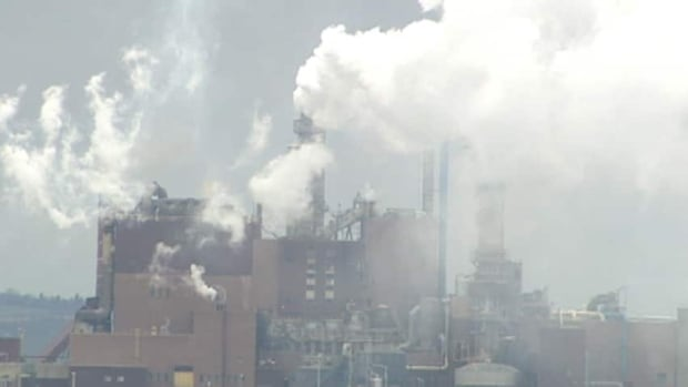 Nova Scotia's Environment Minister says there's no question the Northern Pulp mill in Abercrombie Point is malfunctioning, but he has no intention of forcing it to shut down despite public complaints about the emissions coming from the mill.