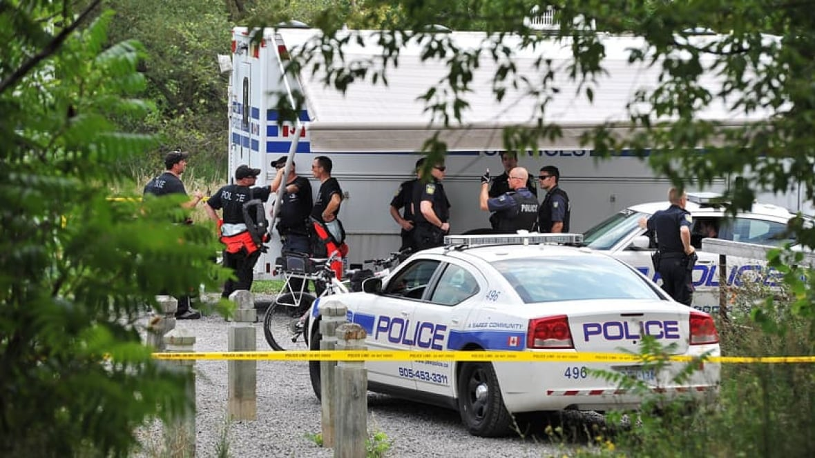 mississauga search resumes after s foot found