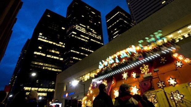 Contemporary art will takeover Toronto streets at Scotiabank's seventh annual Nuit Blanche Saturday.