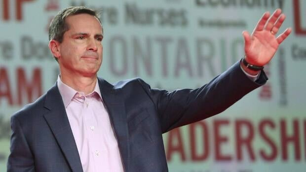 Ontario Premier Dalton McGuinty is saying goodbye to politics entirely.