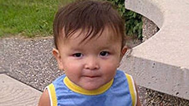 Morgan Moar Campbell was two years old when he was deprived of oxygen during an air ambulance transfer from Brandon, Man., to Winnipeg in May 2013.