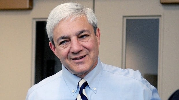 Former Penn State University president Graham Spanier, who faces several charges including perjury, obstruction and endangering the welfare of children, has been placed on leave by the school.