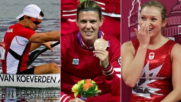 The Canadian Olympic Committee will have plenty of worthy candidates to choose from when it selects the flag-bearer for the closing ceremony of the London Olympics.