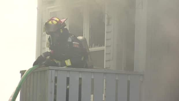 The mayors of Fredericton, Moncton and Saint John had lobbied the provincial government to stop the ability of firefighters to enter into binding arbitration.
