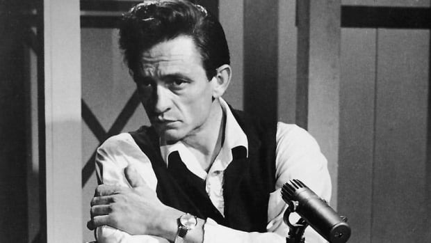 Johnny Cash was a prolific musician, releasing just under 100 studio albums and just over 150 singles during his long and storied musical career. (Getty Images)