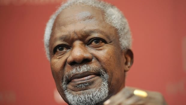 Kofi Annan, the former Secretary-General of the United Nations, was appointed Thursday as the UN envoy to Syria.
