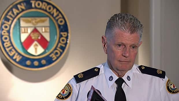 Toronto police Supt. Ron Taverner says that the sergeant who was at the game on Nov. 1 remains confident of her decision to get the TTC to pick up some of the football players.