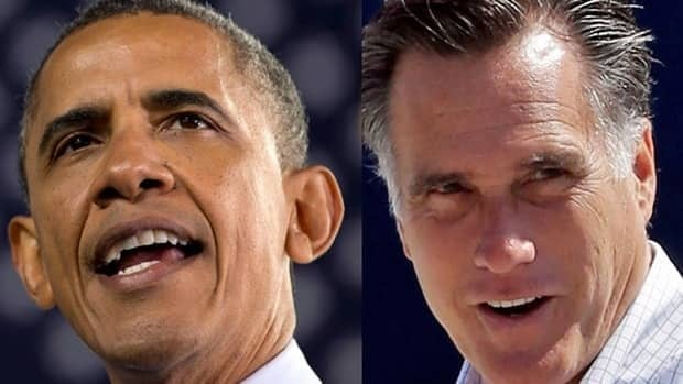 U.S. President Barack Obama, left, and Republican rival Mitt Romney are preparing for their first debate on Wednesday.