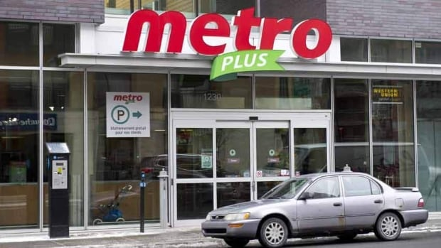 Montreal-based Metro Inc. operates a network of more than 600 food stores in Quebec and Ontario under several banners including Metro, Metro Plus, Super C and Food Basics.