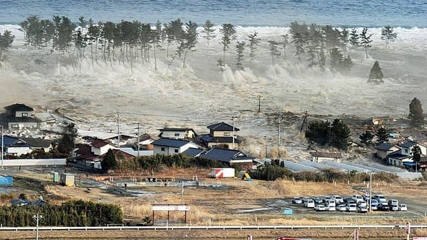 The tsunami that hit residences after a powerful earthquake in Natori, Miyagi prefecture, Japan, on March 11, 2011, put a warning system in British Columbia to the test.