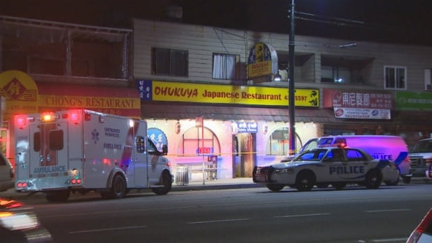 Police found The Vinh Nguyen, 17, suffering from serious stab wounds inside the Japan House Restaurant at around 1 a.m. PT on Aug. 16. Nguyen, who was known to police, later died in hospital.