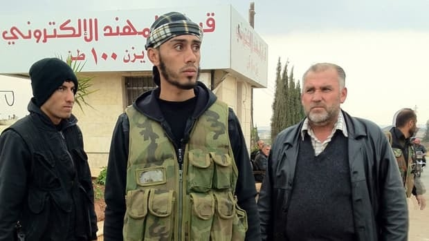 The Free Syrian Army appears to be gaining traction in its fight against the regime of President Bashar al-Assad, but many Syrian citizens are concerned about the rebel movement's true motives.