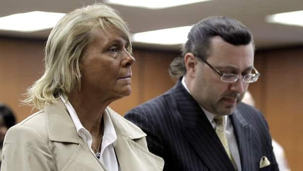 Patricia Krentcil, 44, says her daughter was in the room with her but was not in the tanning bed.