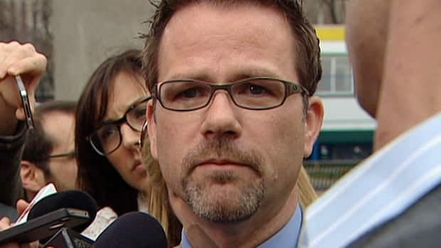 Tim Maguire, CUPE Local 79 president, represents the City of Toronto's 23,000 inside workers who will be in a legal strike position as of 12:01 a.m. Saturday.