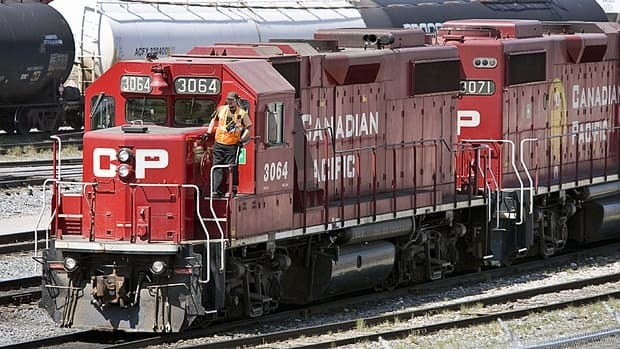 Canadian Pacific Railway accounts for about 40 per cent of all rail activity in Canada, and Bob Ballantyne, president of the Canadian Industrial Transportation Association, says a strike 'will have a very big impact if it lasts for any length of time.'