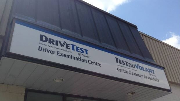 The Sudbury DriveTest Centre issues about 10 to 15 motorcycle licences a week.