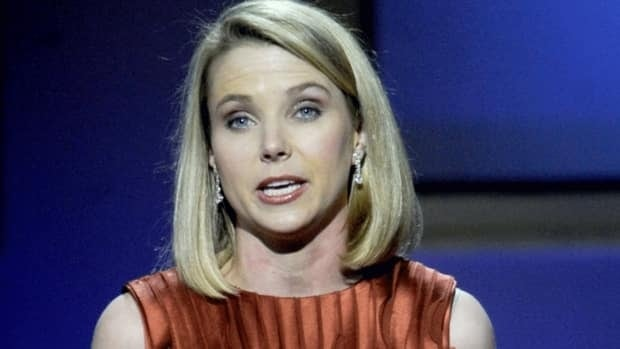 Yahoo's new CEO, Marissa Mayer, will get a salary of $1 million, but with stock options and a one-time $30-million signing bonus, her total compensation will balloon to $59 million over the next several years.