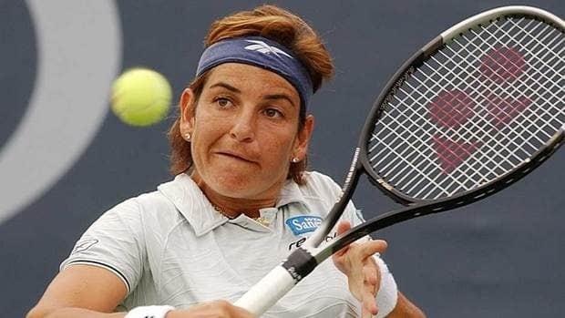 Cleavage Arantxa Sanchez 4 Grand Slam singles titles  nudes (66 photo), Facebook, see through