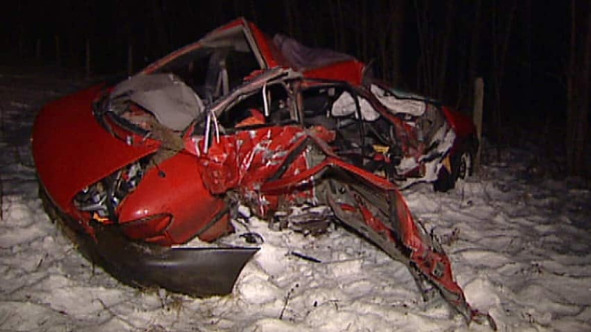 Death Car Accident Canada