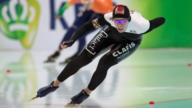 Defending overall World Cup champ Christine Nesbitt of Canada finished third in the 1,500 metre final on Saturday near Moscow, Russia.