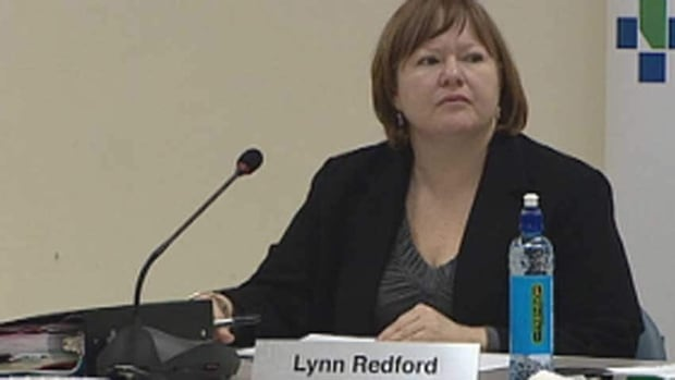 Lynne Redford is an executive with Alberta Health Services.