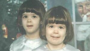 Krista Hart and Karen Hart, daughters of Nelson Hart