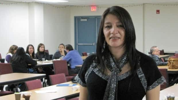 Diane Andrews is an alcohol and drug abuse worker at Constance Lake First Nation.  She says her own experience with addiction helps her to empathize with her clients.