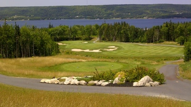 The Lakes Golf Club in Ben Eoin was the site of a PGA golf tournament in September. That competition poured $1 million into the province's economy, according to a new study.