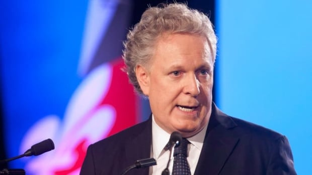 Former Quebec Premier Jean Charest says he never received a $3,000 cheque from a lobbyist, according to current Liberal leader Philippe Couillard.