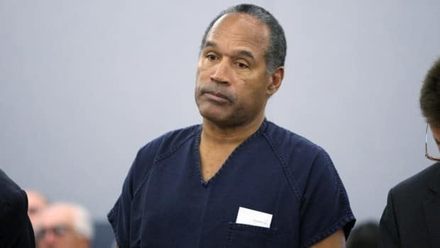 O.J. Simpson was sentenced to nine to 33 years in prison in 2008.