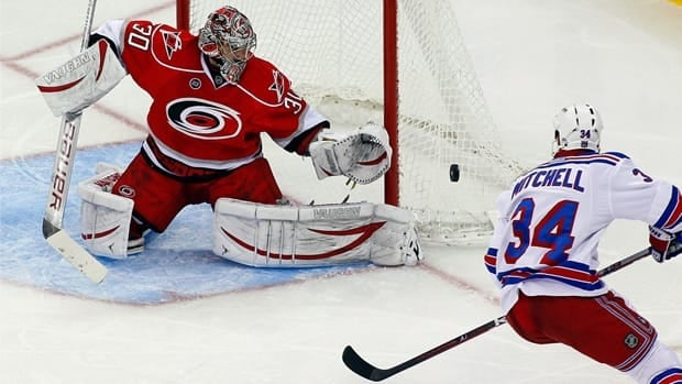 Goalie Cam Ward, a February baby, and forward John Mitchell, born in January, are proof of Malcolm Gladwell's theory that the majority of elite NHL players were born in the first three months of the year.