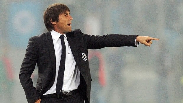 Antonio Conte is under investigation for alleged wrongdoing while in charge of Siena in 2010-2011.